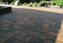 Backyard Patio Ideas / by RYAN'S LANDSCAPING