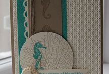 Cards - Stampin Up / by Florence Savarese