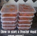 Freezer Meal Group / by Angela Hollander, Origami Owl, Independent Designer