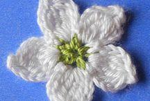Crochet flowers / by Belinda Huddleston Bullion