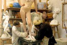 1880's Art / by Marie Kazalia