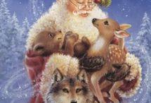 Santa! / by Stacia Roble