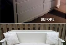 refurbished furniture ..&..etc.... / by ✦Jenna Anderson ✦