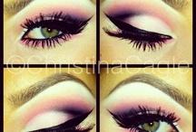 hair and makeup!! ❤ / by Yina Cruz