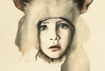 Art & Illustration / Print, posters, drawings, illustrations, installations and arts ... / by Laura Jul