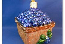 Xmas ornaments / by Sidney Cook