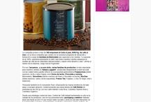 Prensa / Propuesta gráfica y publicitaria de Central de Café. / by Central de Café