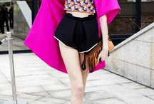 The best kind o'style, street style / by Juliana S