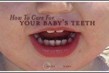 How to get kids to brush their teeth!! / by Amanda Skinner