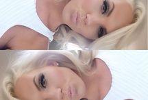 Platinum hair / by Kateland McIntyre