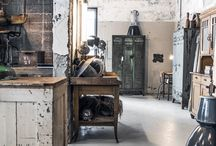 Industrial / by Hein