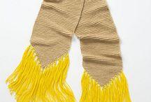 knit, crochet, fiber crafts / by Cecilia Ostberg