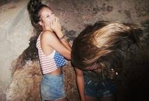 Gorgeous Hair is the Best revenge. / by Hannah Joy