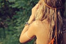 long hair - don't care  / by Samantha Bartosik