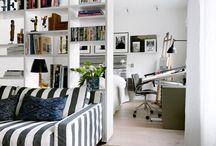 Compact living / by Katarina Damm-Blomberg