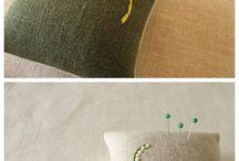 pincushions / by Marcia Pogodzinski