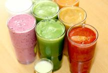 Delish! Smoothies and Juices / by Stephani Carter