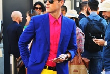 Brights in Street Style / by YYZ LIVING Magazine