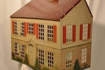 Miniatures / My More Minis board has more minis.  Check it out. / by Sandy Fillingham