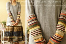 Wah, I can't knit / by Lisha Byrnes