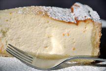 Torte e crostate di ricotta / by Daniela Belli