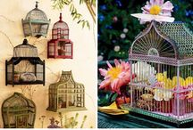 Bird Cages / by Christina Wills