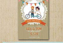 Wedding  / by Blue Sugar Press - Invitations