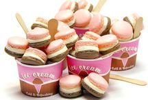 French Macarons / Macarons! Macarons! Heeheehee honhonhon! / by Kristin Lagman