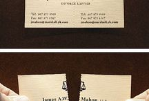 Business Cards / by Suzi McGowen