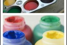 Kids Crafts / by Shannon Roake-Bratt