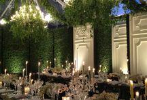 dinner decor  / by Denise Clark