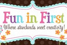First Grade Blogs / by Teaching Ideas