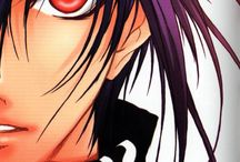 Anime and Manga I Love / by Emma Will