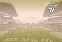 Bombers Wallpapers / by Winnipeg Blue Bombers