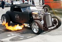 HOT Rods / by Joel Flory