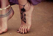 Tattoos<3 / by Rose Kalu