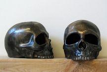 Memento Mori / Skulls I love. / by Wendy Brandes
