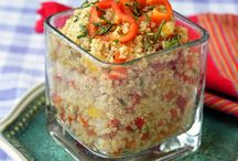 Quinoa Recipes / by Festival Foods