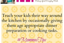 #MommasTips / Momma Cuisine's tips in cooking, kitchen and home. www.mommacuisine.com / by Momma Cuisine