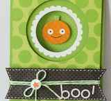 Papercrafts and cards-Halloween / by Lori Wintrow