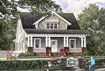 Craftsman Bungalow-Dream home!! / by Becky Dollar