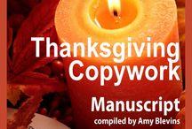 Homeschool Thanksgiving / by Autumn Beck