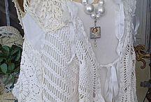 ropa con combinacion de tecnicas / by Karin Imola Gottig