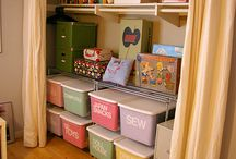 craft room / by Lynsey Lake