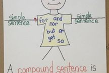 Grammar - Sentences / by Allyssa Sharpe