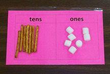 Kindergarten math / by Erin Solem