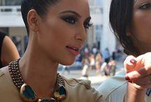 Kim Kardashian  / by Sonia Ashhab