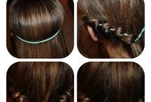 Hair & make up / by Kelsey Kerner