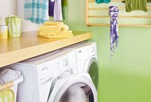 laundry room / by Julie Wissman