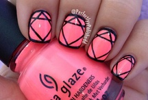 Nails: All Over Color / Design / by Katlyn Smith